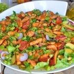 Kolorowa salatka obiadowa...