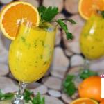Koktajl z pomarańczy,...