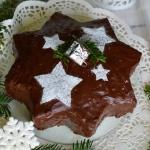 Gwiazdkowe ciasto czekola...