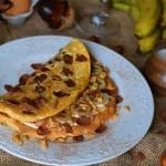 Łaciaty omlet z...