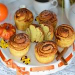 Dyniowe muffinki zakrecon...