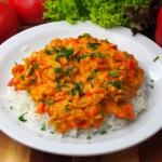 Szybkie curry z miesem mi...