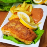 Fish and chips, czyli...