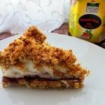 Kruszonkowiec - ciasto z...