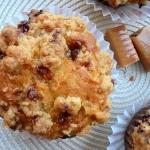 Muffiny z jabłkiem,...
