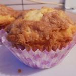 Muffinki jablkowe z chalw...