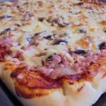 Pizza na miękkim...