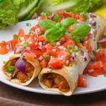 Meksykańska enchilada z...