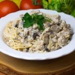 Spaghetti bianco z...