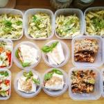 Jedzenie w pudełkach -...