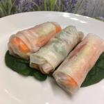 #16 Spring rolls