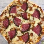 #12 Pizza na tortilli