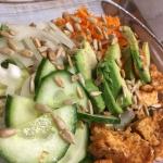 #8 Salatka z kurczakiem i...