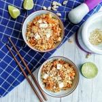 Tajski ryz w stylu pad th...