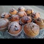 Muffiny z kawalkami czeko...