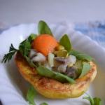 Salatka sledziowa z melon...