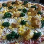 Pizza Chicken Curry (Kurc...