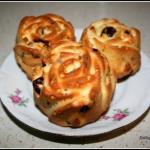 Muffinki z bakaliami