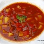Zupa wegierska