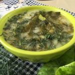 Zupa z sałaty - sałata...