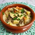 Zupa grzybowa (z suszonyc...
