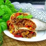 Tortilla po meksykańsku...