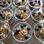 Jogurtowo-jablkowy  FIT d...