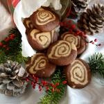 Ślimaczki kakaowo-pierni...