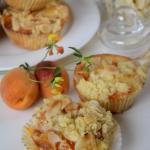 Waniliowe muffinki z more...