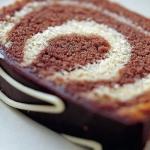 Ciasto marmurkowe z...