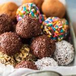 Trufle czekoladowe – Or...