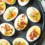 Jajka faszerowane – naj...