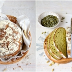 Chleb pszenno-dyniowy na...