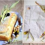 Chleb owsiany oliwkowo-pi...
