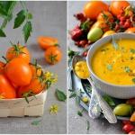 Zupa z pomaranczowych pom...