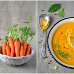 Zupa marchewkowo-cytrusow...