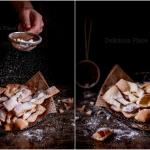 Pieczone faworki / Baked...