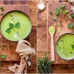 Zupa-krem z pokrzywy /...