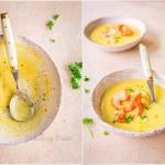 Zupa kukurydziana z...