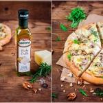 Biała pizza z...
