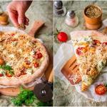 Pizza cztery sery z...