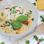 Batatowe Curry