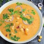 Szybka zupa curry z cieci...