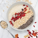 Bananowe smoothie bowl z ...