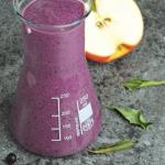Purpurowe Smoothie z Bura...