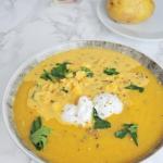 Krem marchewkowy z curry