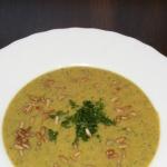 Zupa krem brokułowa...