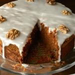Ciasto marchewkowe (bezgl...