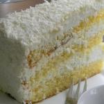 Tort kokosowy - najprosts...