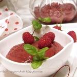 KREM MALINOWY raspberry c...
